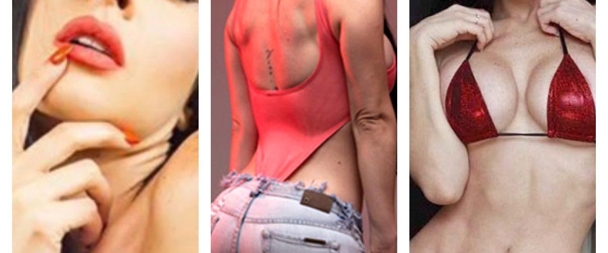 Las fotos que se han ganado la censura de Diosa Canales en Instagram