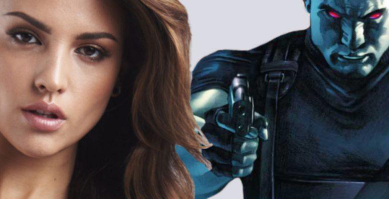 Eiza González podría unirse al mundo de los superhéroes en la película de Bloodshot
