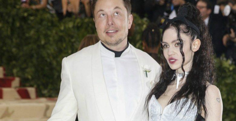 Elon Musk ya olvidó a Amber Heard y esta es su famosa nueva conquista