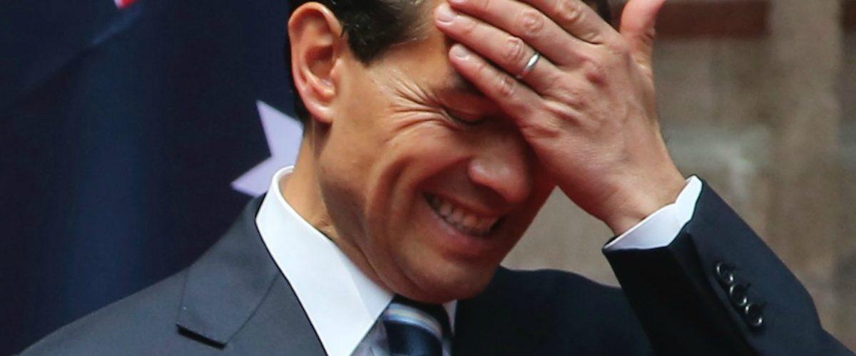 Peña Nieto que desató burlas con un tuit y así respondió
