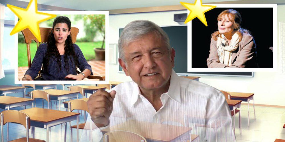#Galería Estos aliados de AMLO entrarían al cuadro de honor de Morena