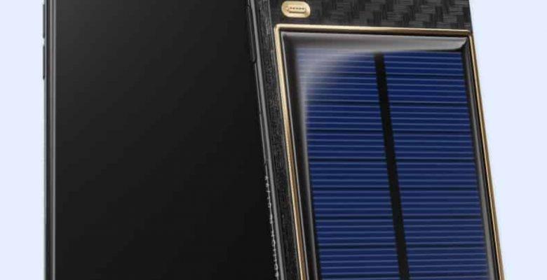 Empresa rusa crea un iPhone X Tesla que nunca se quedará sin batería