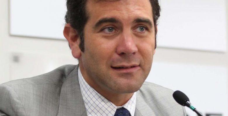 Lorenzo Córdova dice que el INE se prepara para unas elecciones cerradas