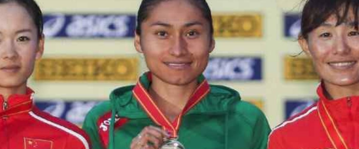 #MexicanadeOro Así se rifó Lupita González ante las mejores del mundo
