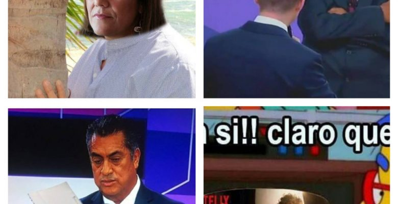 #Momazos Estos memes del segundo debate ya ganaron en nuestros corazones