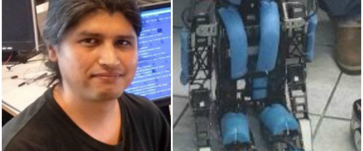 Lo rechazaron, pero este mexicano no se rindió y ahora creará robots en Japón