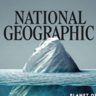 #Grande Mexicano diseña la portada para National Geographic… y el mundo
