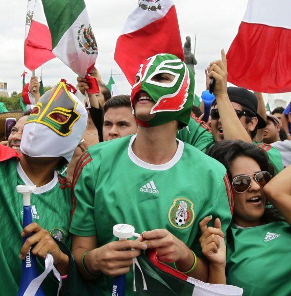 Así controlará Rusia a los mexicanos durante el Mundial