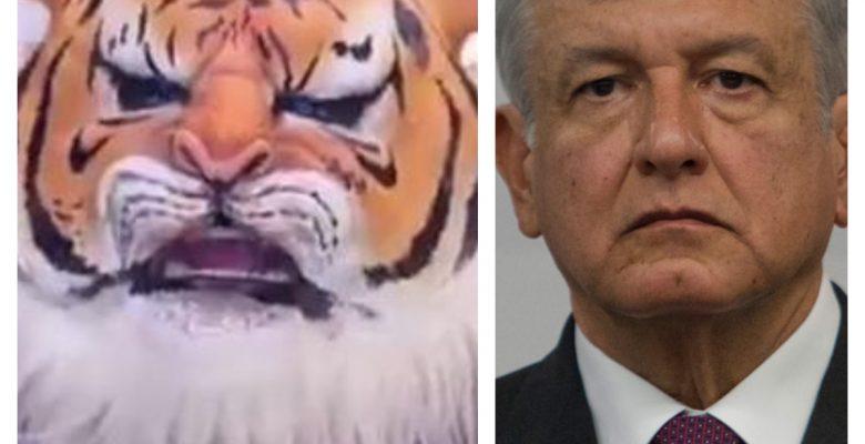 #SeasMamón 'Sueltan al tigre' de AMLO y todo se descontrola