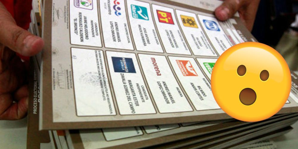 El mensaje sobre posible fraude electoral desde el INE que está causando polémica en internet