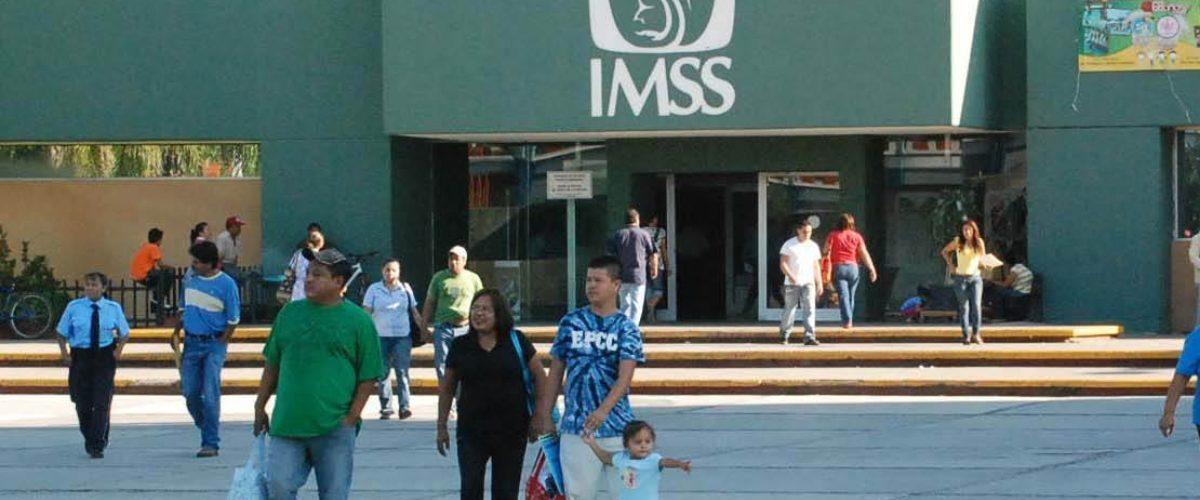 #Escándalo IMSS dio contratos millonarios a red de empresas de una misma familia