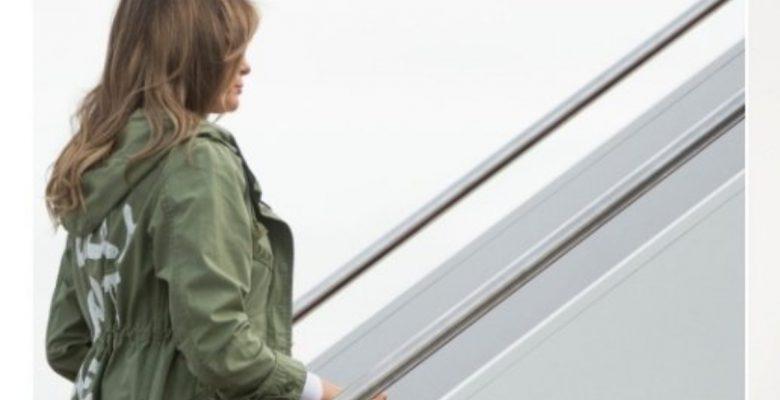 """""""Realmente no me importa"""": el mensaje de Melania Trump que desata críticas"""
