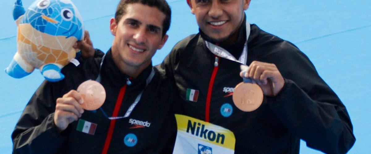 ¡Bravo! Mexicanos ganan medalla de bronce en Copa Mundial de Clavados de China