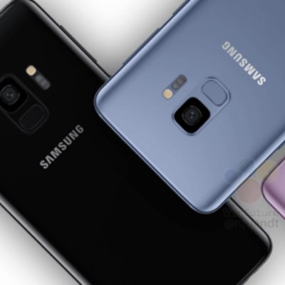 Galaxy S9 supera al iPhone en ventas