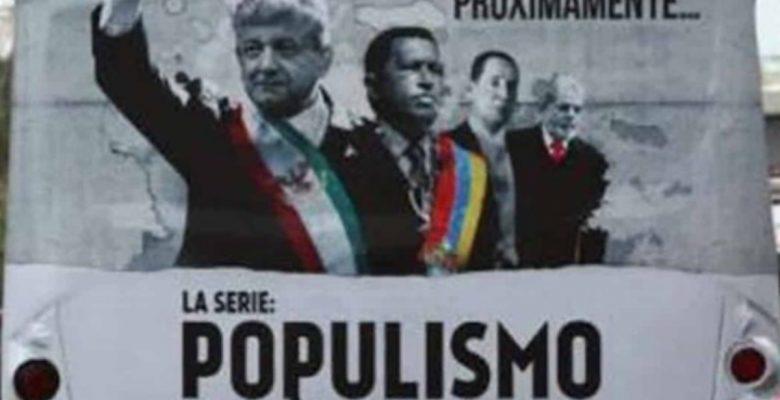 #Estrenón: La polémica serie del populismo llega a Amazon y AMLO explota