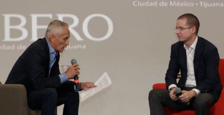Anaya trollea a Peña Nieto en su visita a la Ibero