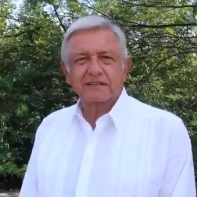 #VIDEO: El mensaje que AMLO manda a sus seguidores antes de cerrar campaña