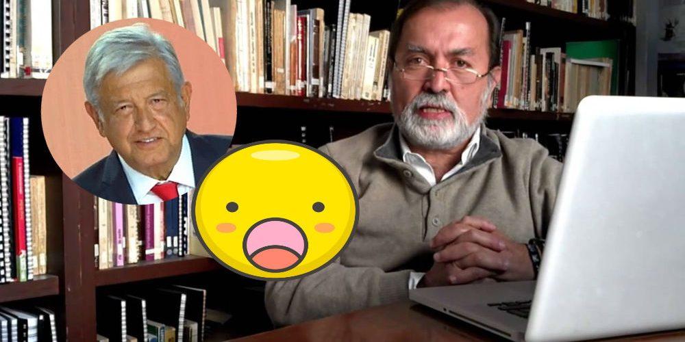 El tuitazo que Epigmenio Ibarra quisiera olvidar