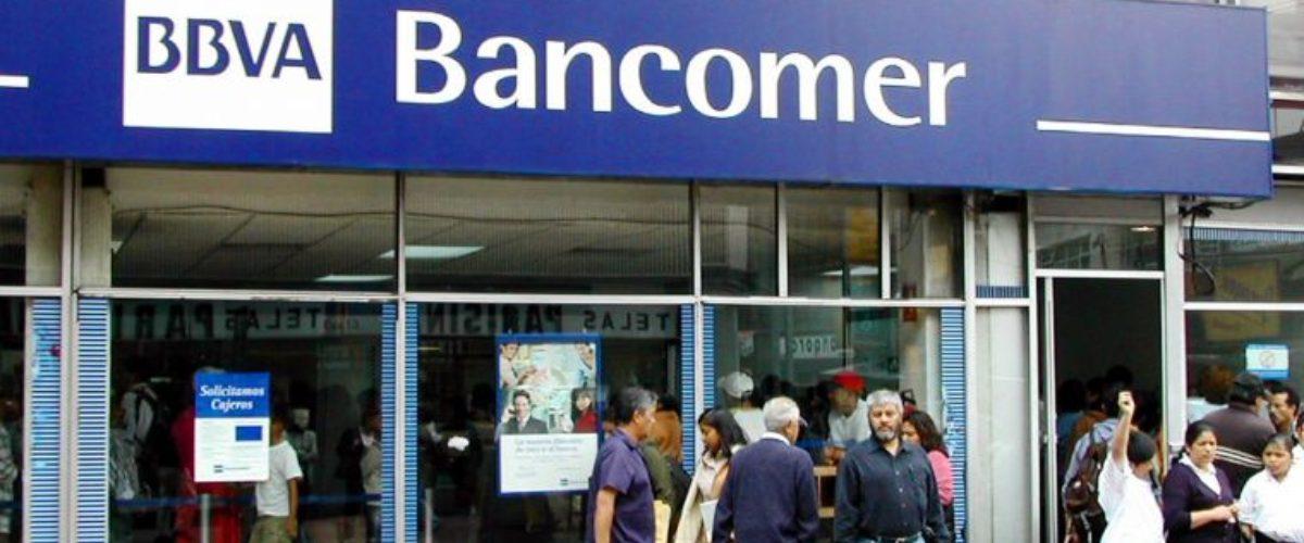 #SPTM Usuarios reportan fallas en el sistema de Bancomer