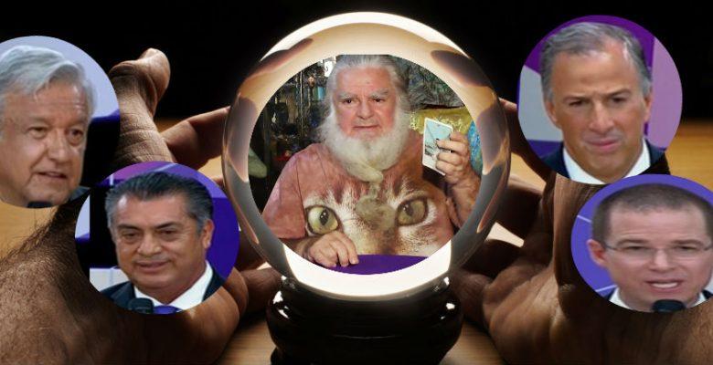 El Brujo Mayor ya vio el futuro y dice quién ganará la elección presidencial