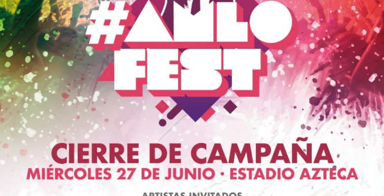 AMLO Estadio Azteca Belinda