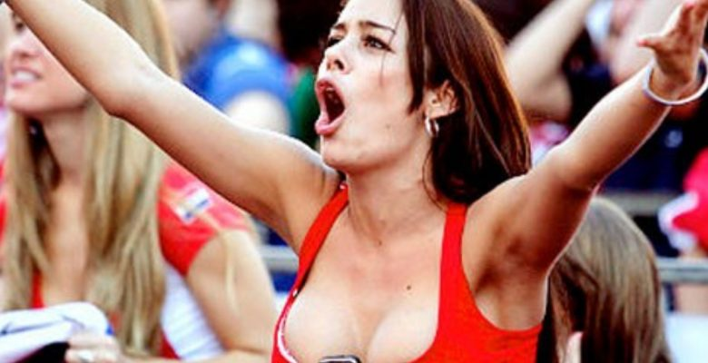 ¿Qué fue de Larissa Riquelme, la novia del Mundial de Sudáfrica?