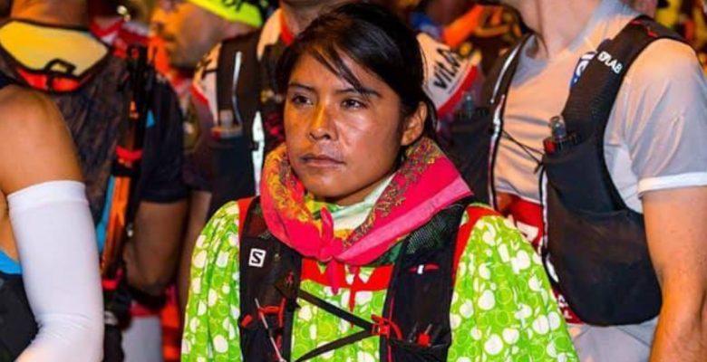 Lorena Ramírez, la corredora rarámuri, gana tercer lugar en ultramaratón europeo