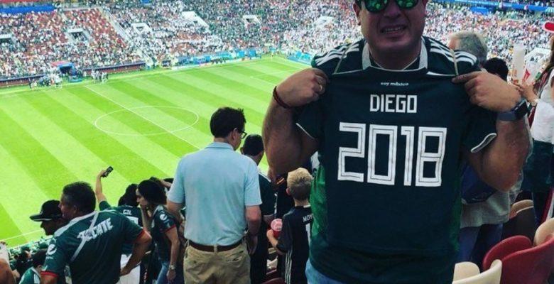 mexicano rusia mundial homenaje familia