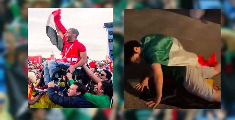 7 momentos por los que los mexicanos serán recordados en Rusia