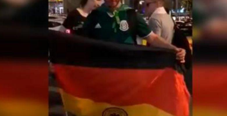 Mexicanos que nos dan pena ajena en Rusia