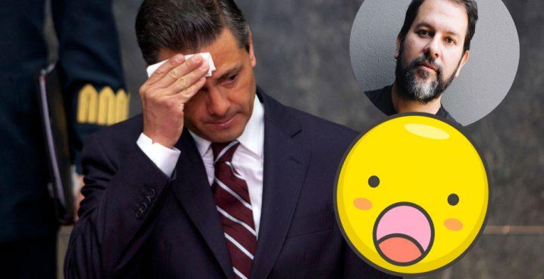#Quemón: El chef Enrique Olvera deja en evidencia a Peña Nieto con este tuit