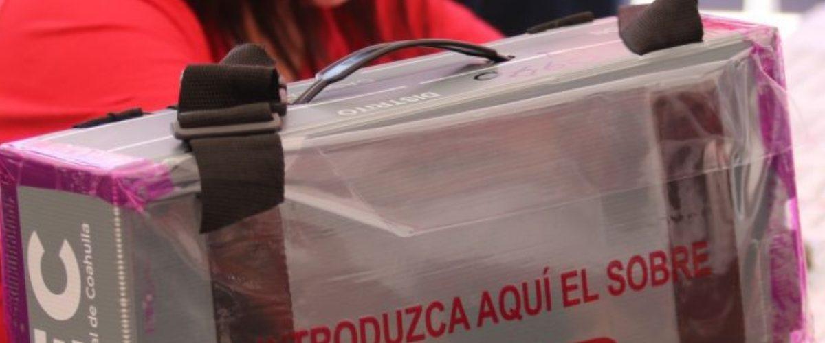 conteo votos PREP INE elecciones