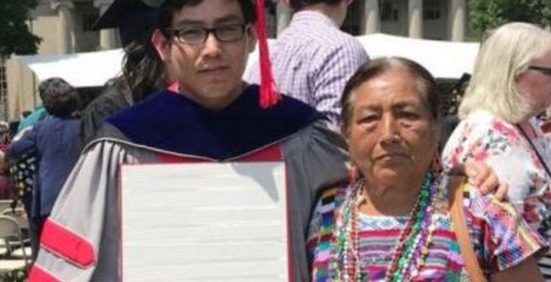 #Genio: Ricardo Pedro, el estudiante mexicano que hace historia en la mejor universidad del mundo