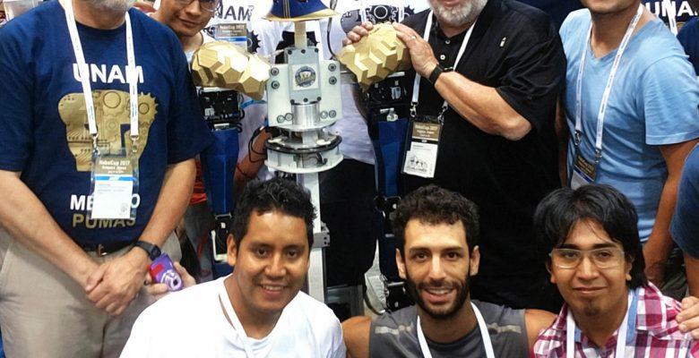 robocup mexicanos competencia