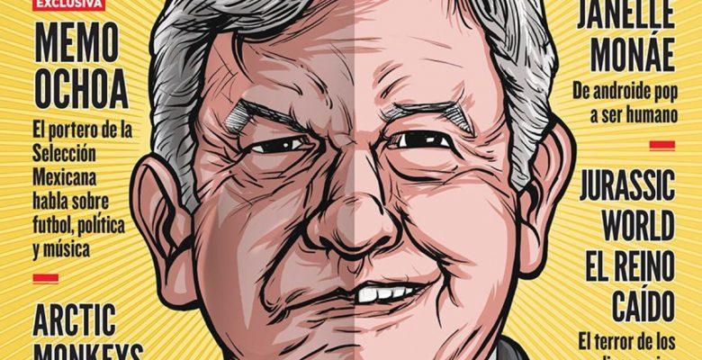 #Rockstar La portada de Andrés Manuel que está causando furor