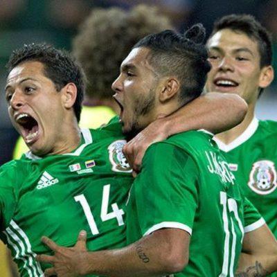Mundial México Alemania