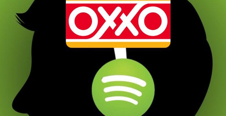 OXXO y Spotify México