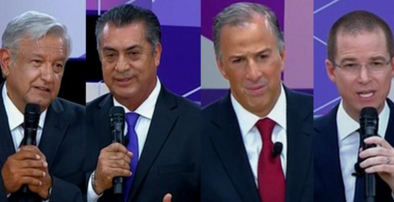 Así se eligieron las preguntas en redes para el tercer debate presidencial