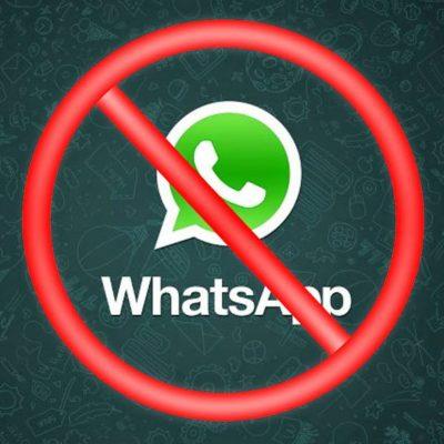 whatsapp teléfonos sin servicio