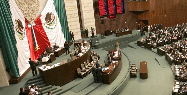Amenazan a fotógrafo de Excélsior por tomar imágenes en la Cámara de Diputados