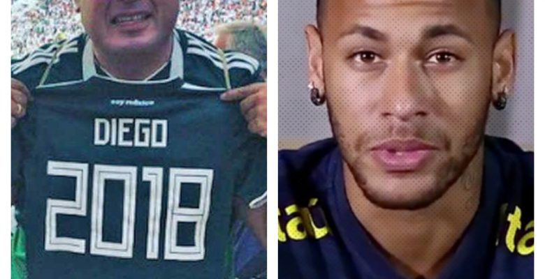 Neymar manda emotivo mensaje a mexicano que perdió a su familia antes de ir al Mundial