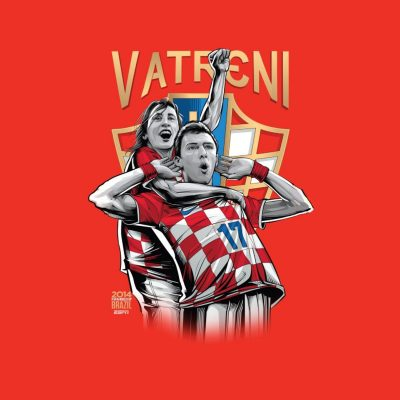 Vatreni documental mexicano  croacia