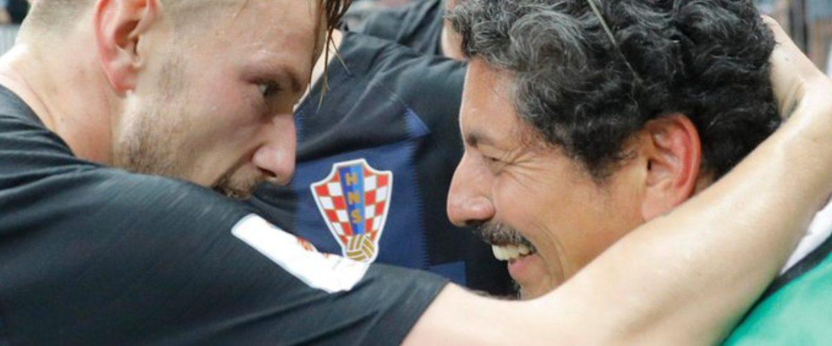 Croacia invita vacaciones al fotógrafo 'aplastado' en el Mundial de Rusia