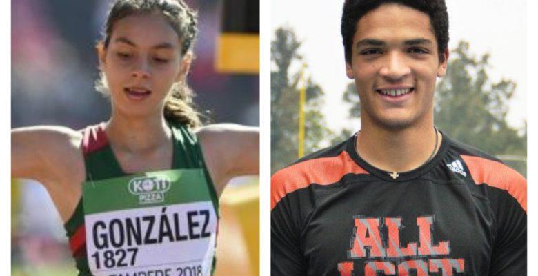 Alegna Gómez y Roberto Vilches, los mexicanos que ganaron el oro y llenaron a México de orgullo