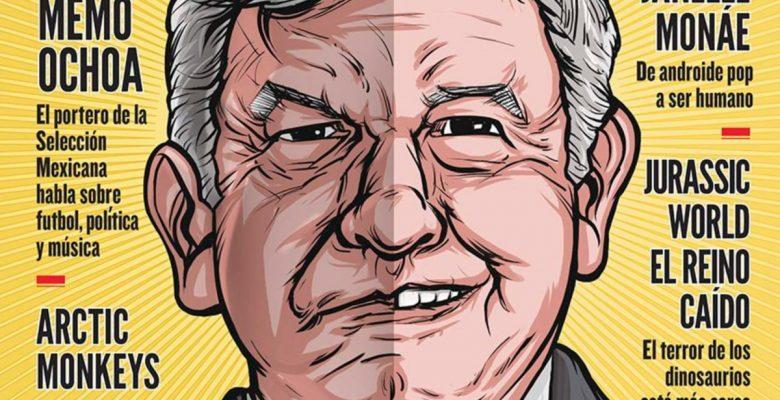 Prestigiada revista estadounidense desmiente la teoría de que AMLO es el Trump mexicano