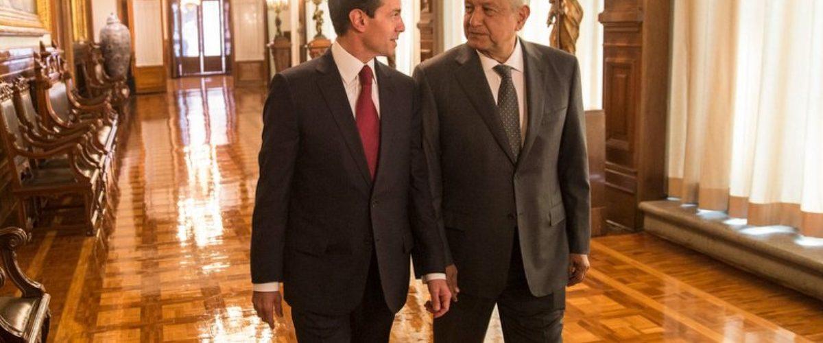 Peña Nieto y AMLO se reúnen e internet estalla en memes