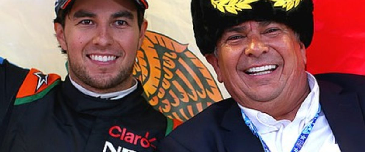 La propuesta del papá de Checo Pérez a AMLO para impulsar el deporte