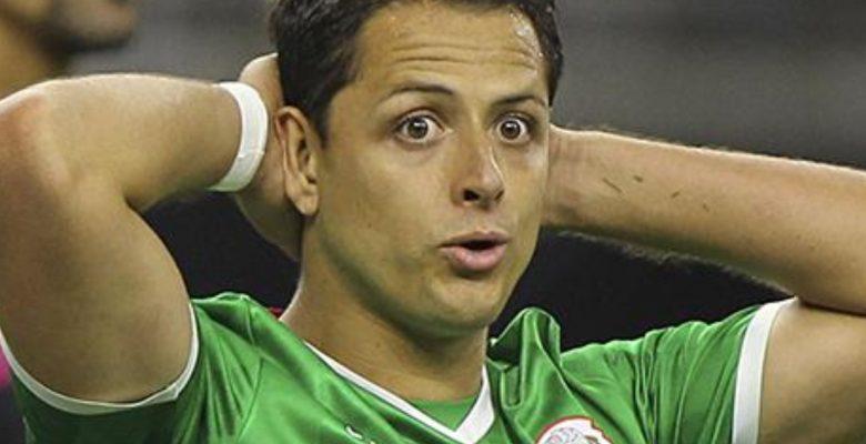 #Tómala: Chicharito se burla de Zague y lo tunden por su chistecito