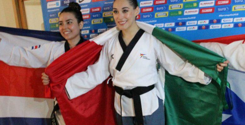 Daniela Rodríguez, la atleta que consiguió el primer oro para México en Juegos Centroamericanos