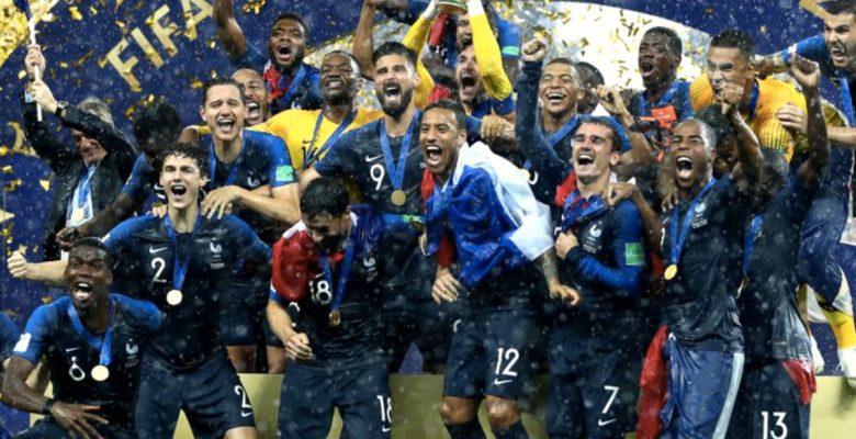 francia campeon rusia México